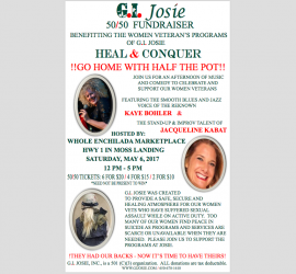 THE WOMEN VETERAN'S PROGRAMS OF G.I. JOSIE – May 6, 2017