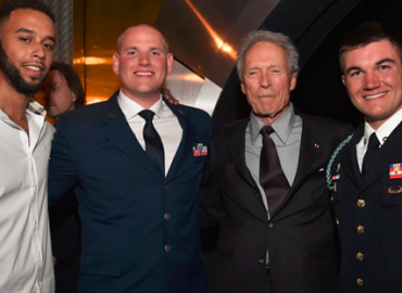 Clint Eastwood casts real-life heroes in The 15:17 to Paris