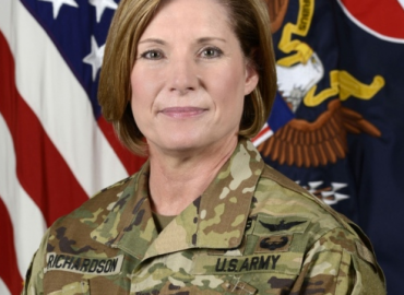 Forces Command welcomes Richardson to Fort Bragg as new deputy commanding general