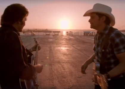 Brad Paisley and John Fogerty tell it like it is
