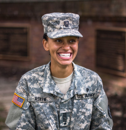 First black woman to lead West Point cadets 'humbled' by opportunity