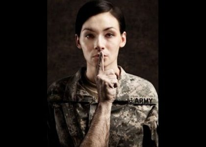 Why Military Women Are Missing from the #MeToo Moment